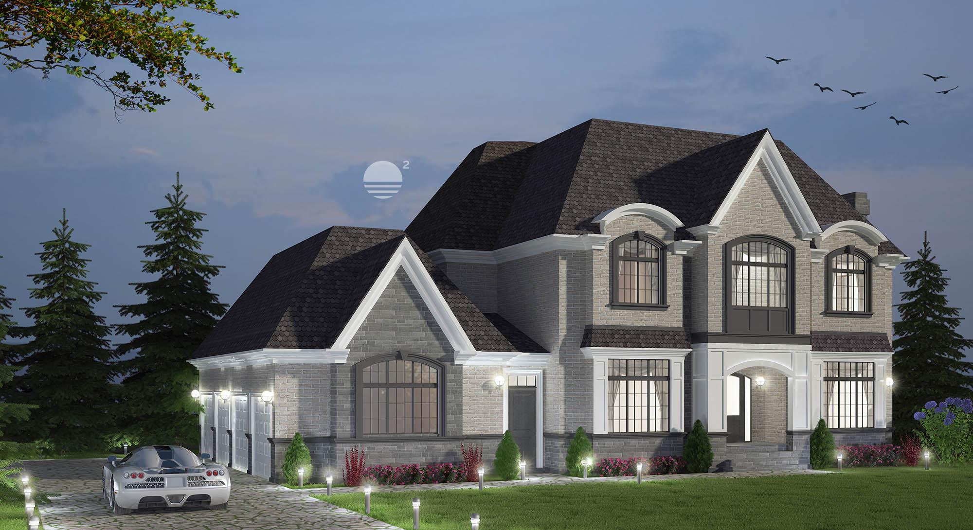 Black Oak Ballantrae Estates Luxury Estate Homes In