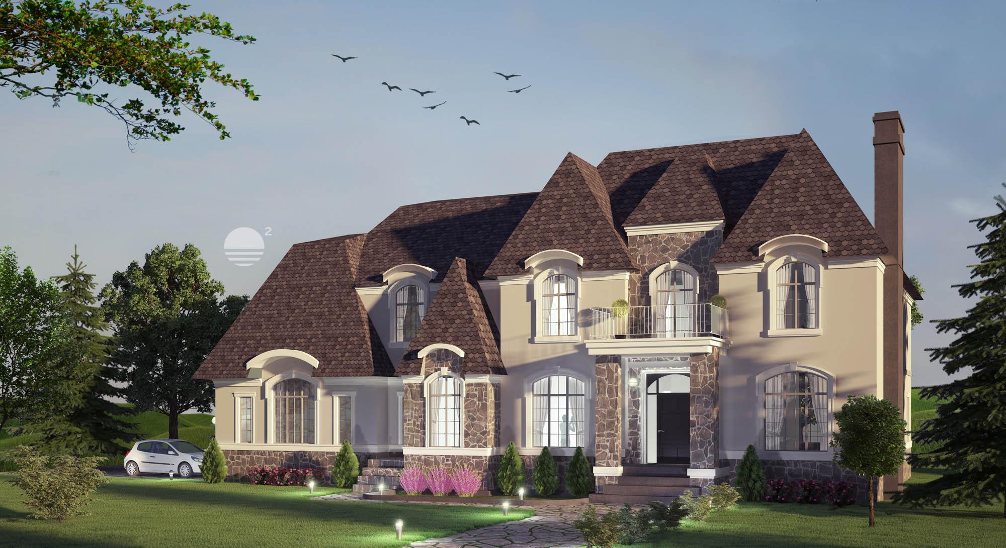 Alpine Ballantrae Estates Luxury Estate Homes In